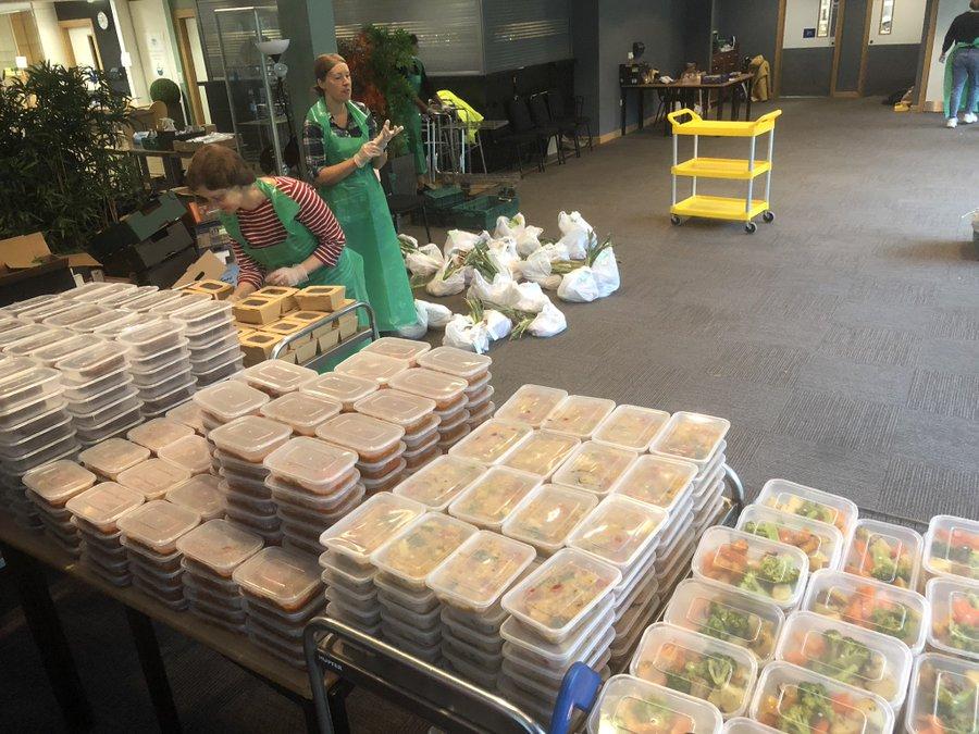 Cambridge Sustainable Food