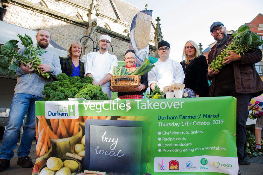 Market Takeover: Credit Visit County Durham